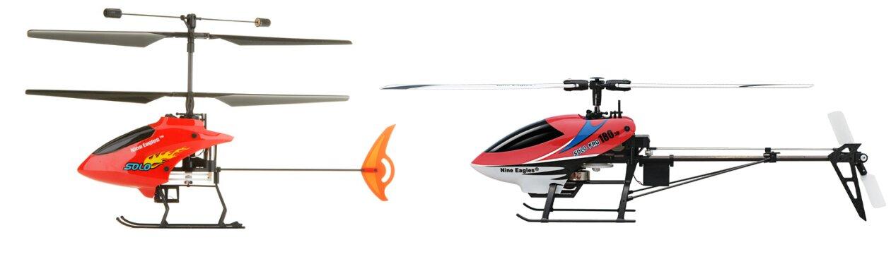 Вертолёт соосной схемы